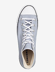 Converse - CTAS LIFT HI OBSIDIAN MIST/WHITE/BLACK - hoge sneakers - obsidian mist/white/black - 3
