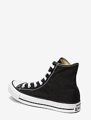 Converse - All Star Canvas Hi - hoog sneakers - black - 1