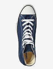 Converse - All Star Canvas Hi - hoog sneakers - navy - 2
