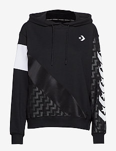Voltage PO Hoodie - CONVERSE BLACK MULTI
