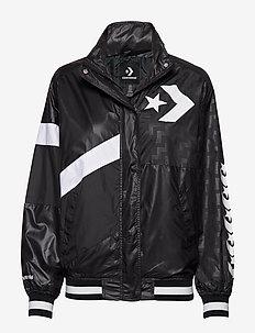 Voltage Jacket - athleisure jackets - black