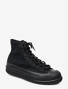 BOSEY MC - high tops - black/black/black