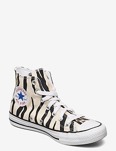 CTAS HI BLACK/GREIGE/WHITE - sneakers - black/greige/white