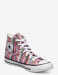 Chuck Taylor All Star - höga sneakers - optical white