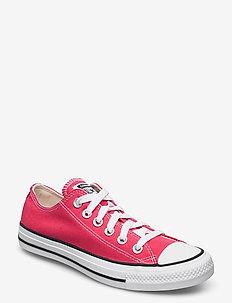 CHUCK TAYLOR ALL STAR OX - lav ankel - pink