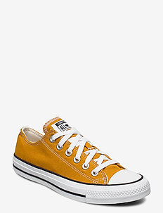 CHUCK TAYLOR ALL STAR OX - laag sneakers - saffron yellow