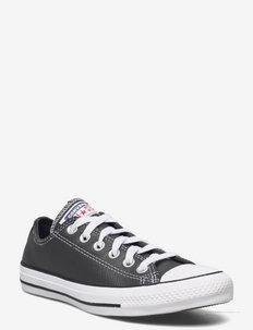 CTAS OX STORM WIND/WHITE/BLACK - låga sneakers - black