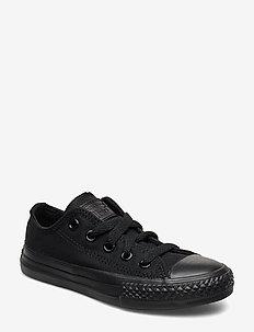 CT OX - sneakers - black monochrome