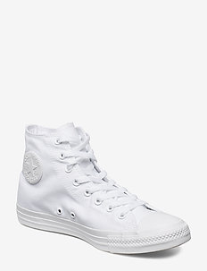All Star Specialty Hi - WHITE MONOCHROME