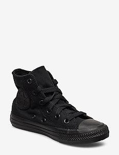 CT AS SP HI YTH - sneakers - black monochrome