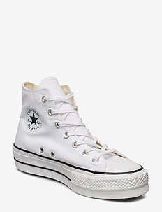Chuck Taylor All Star Lift - baskets montantes - white/black/white