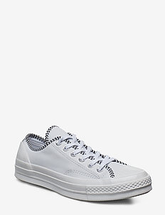 CHUCK 70 OX - low top sneakers - white/converse black/white