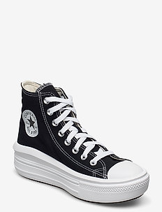 CHUCK TAYLOR ALL STAR MOVE - baskets montantes - black