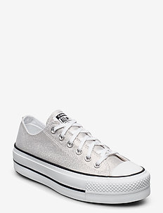CHUCK TAYLOR ALL STAR LIFT - sneakers - gold/black