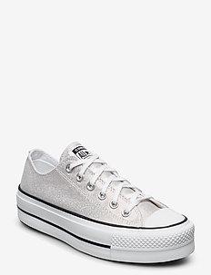 CHUCK TAYLOR ALL STAR LIFT - sneakers med lav ankel - gold/black