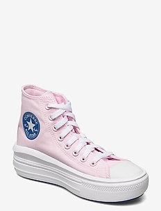 CTAS MOVE HI PINK FOAM/DIGITAL BLUE - skor - pink foam/digital blue