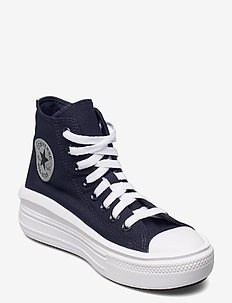 CTAS MOVE HI OBSIDIAN/PURE SILVER/WHITE - high top sneakers - obsidian/pure silver/white