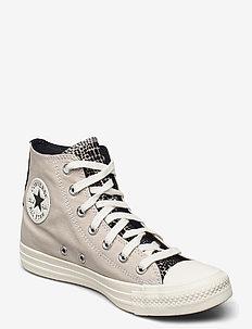 CTAS HI STRING/BLACK/EGRET - hoge sneakers - string/black/egret