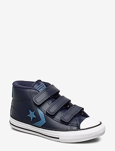 STAR PLAYER 3V - MID - sneakers - steel blue