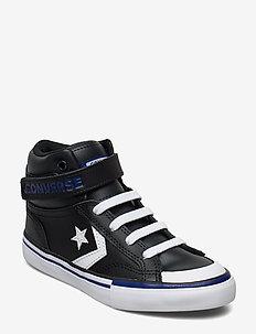 PRO BLAZE STRAP HI BLACK/RUSH BLUE/WHITE - sneakers - black/rush blue/white