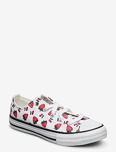 Chuck Taylor All Star - baskets - optical white