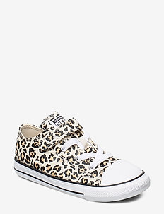 CHUCK TAYLOR ALL STAR 1V - OX - sneakers - black