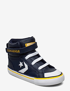 PRO BLAZE STRAP HI OBSIDIAN/AMARILLO - sneakers - obsidian/amarillo/white
