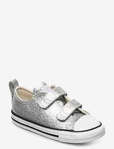 CHUCK TAYLOR ALL STAR 2V  OX - sneakers - silver