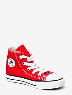 INFT C/T ALLSTAR HI - sneakers - red