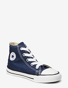 INFT C/T ALLSTAR HI - sneakers - navy