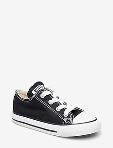 INF C/T A/S OX - sneakers - black