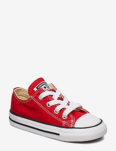 INF C/T A/S OX - sneakers - red