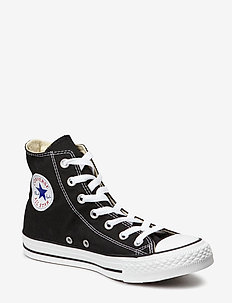 All Star Canvas Hi - tenis - black