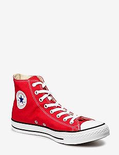 ALL STAR HI RED - høy ankel - red