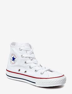 YTHS CT CORE HI - sneakers - optical white