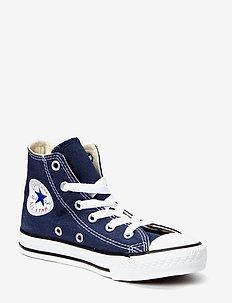 YTHS C/T ALLSTAR HI - sneakers - navy