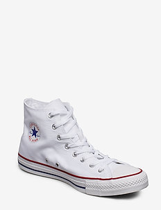 CHUCK TAYLOR ALL STAR - lave sneakers - optical white