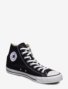 CHUCK TAYLOR ALL STAR - lave sneakers - black