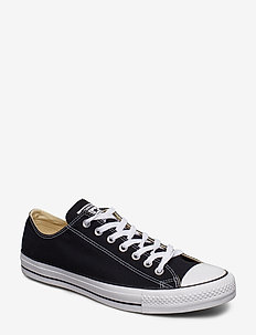 CHUCK TAYLOR ALL STAR - matalavartiset tennarit - black