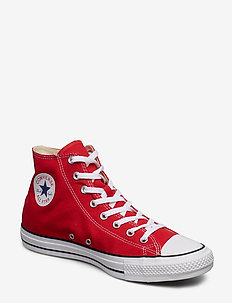 CHUCK TAYLOR ALL STAR - lave sneakers - red