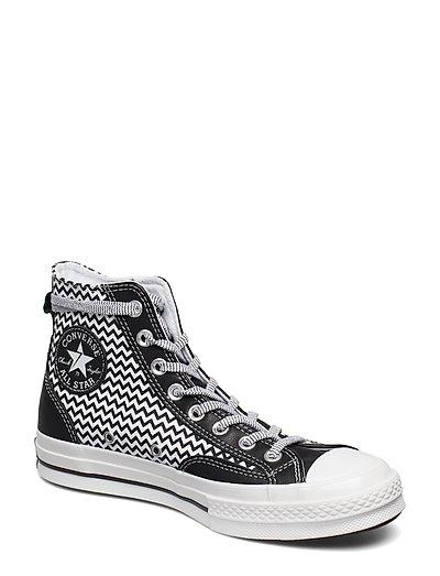 Chuck 70 Hi Hohe Sneaker Schwarz CONVERSE