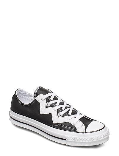 Chuck 70 Ox Niedrige Sneaker Schwarz CONVERSE