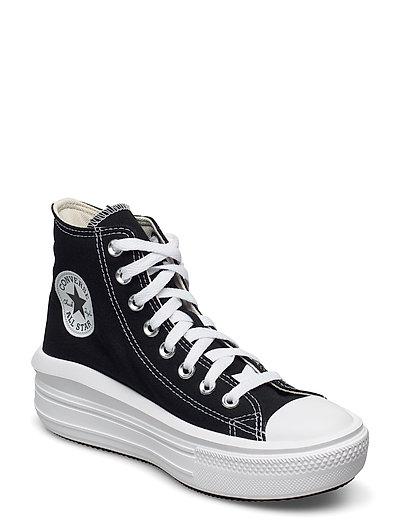 Chuck Taylor All Star Move Hohe Sneaker Schwarz CONVERSE
