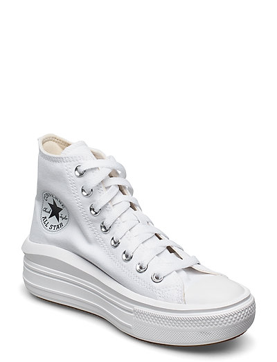 Chuck Taylor All Star Move Hohe Sneaker Weiß CONVERSE
