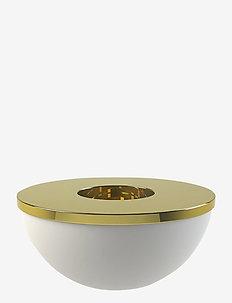 Light Bowl 10cm - lyslykter - brass coated