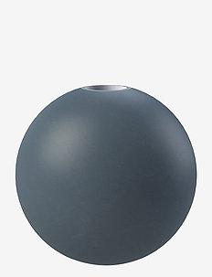 Candlestick Ball 10cm - lysestaker - midnight blue