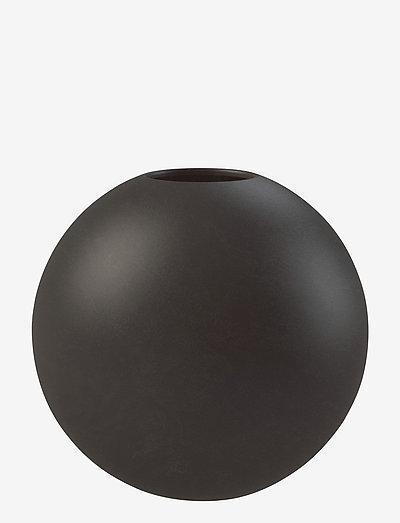 Ball Vase 8cm - maljakot - black