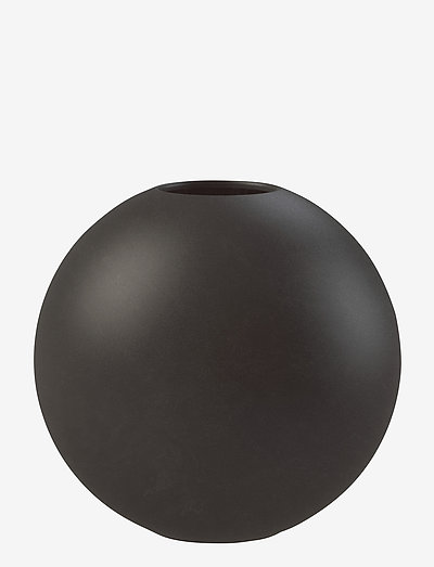 Ball Vase 10cm - maljakot - black
