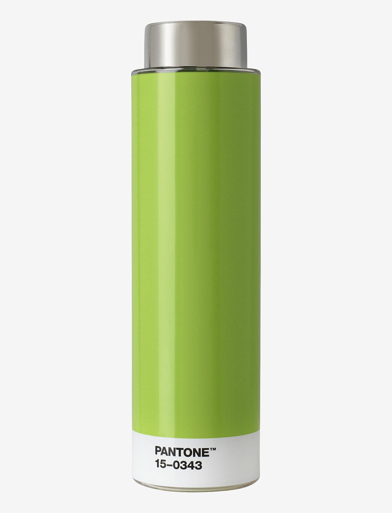 PANTONE - DRINKING BOTTLE TRITAN - vesi- ja lasipullot - green 15-0343 - 0