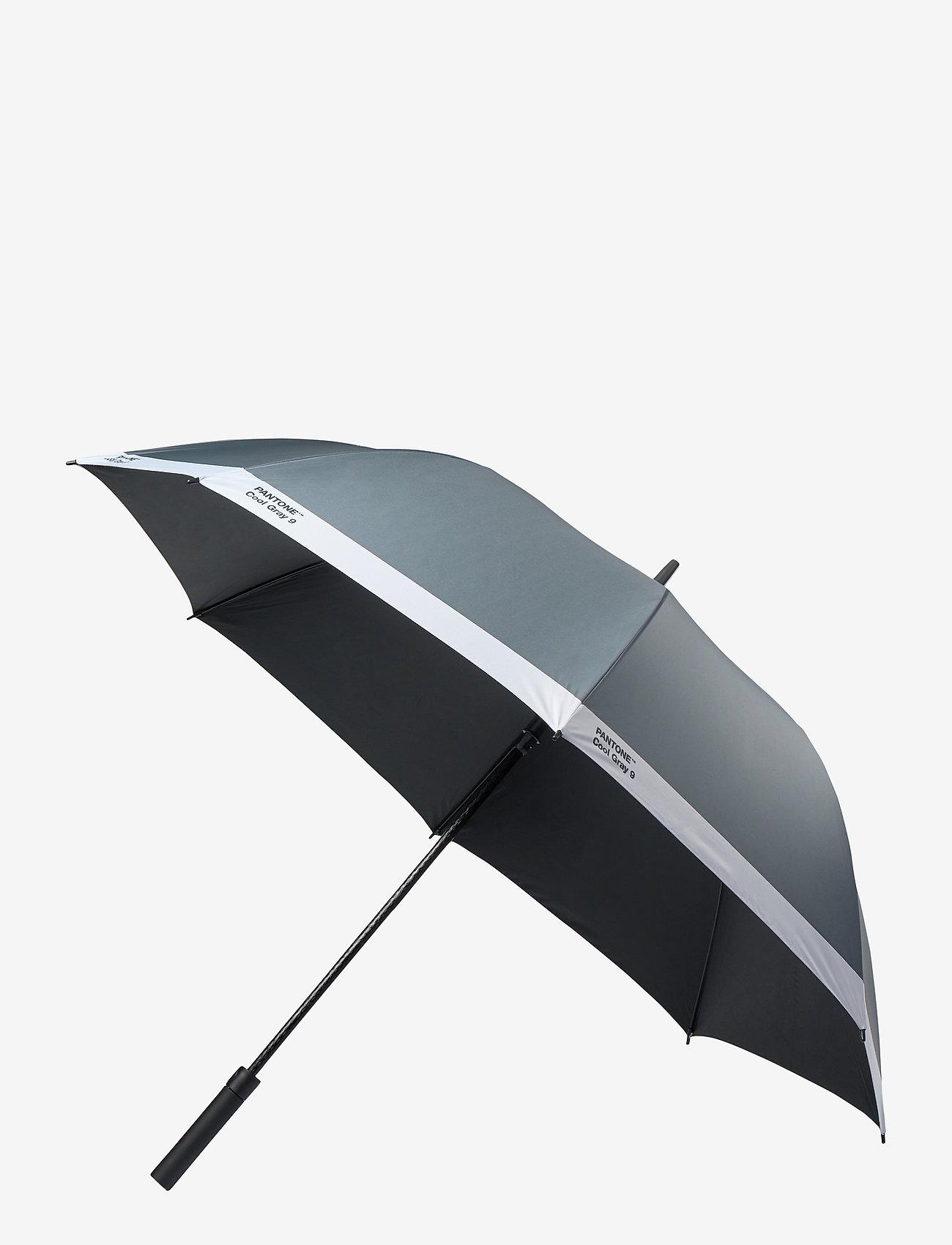 PANTONE - UMBRELLA LARGE - paraplyer - cool gray 9 c - 0
